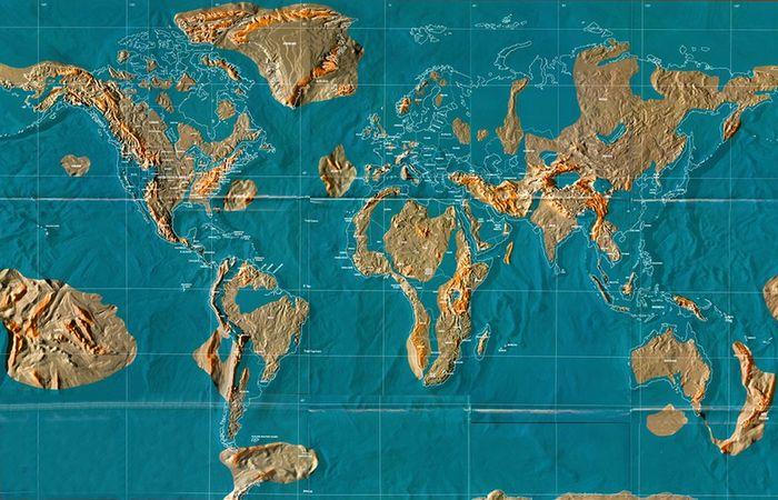 Глобальная проблема: уровень мирового океана.