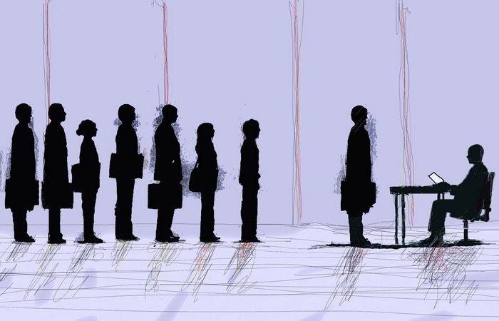 Глобальная проблема: рост безработицы.
