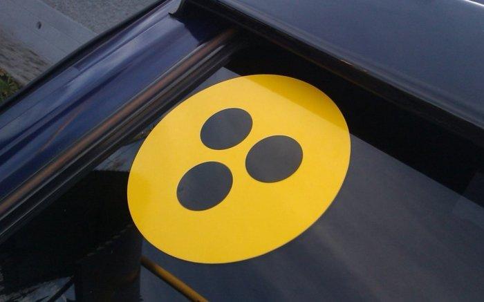 Знак означает инвалида по слуху. |Фото: auto.today.