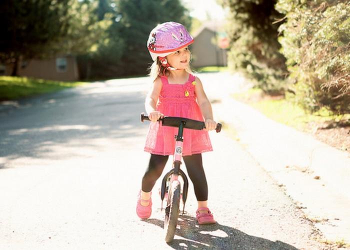 Не «ЗАВТРА»: езда на велосипеде.