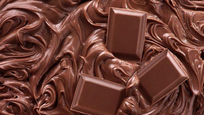 Шоколад поможет проснуться утром.