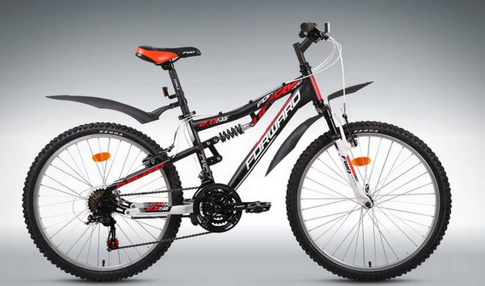 Хорошее приобретение: велосипед.