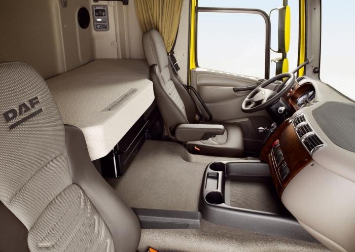 места хватит всем членам экипажа. |Фото: favcars.com.