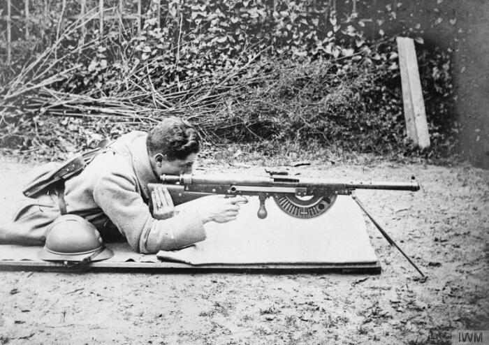 Худший пулемет в истории.  Фото: smartage.pl.