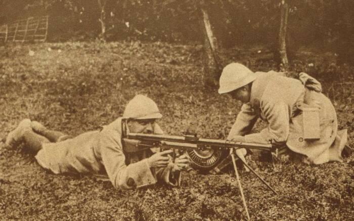 Прошел почти все войны прошлого века.  Фото: popgun.ru.