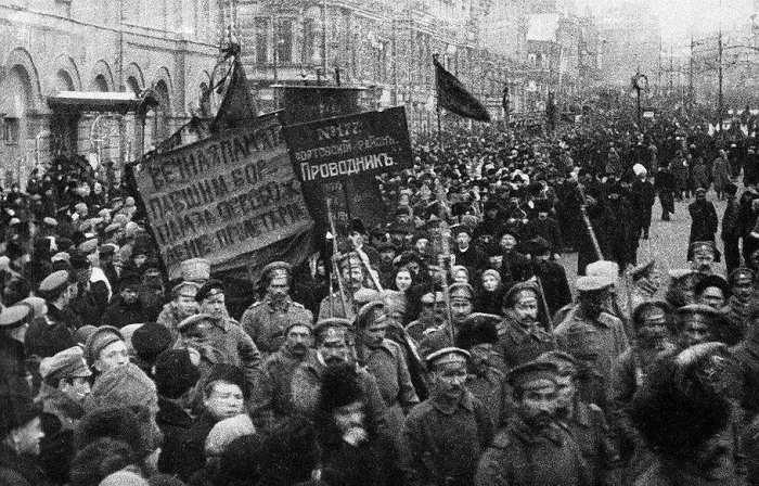Всплеск революционного насилия затронул многих чиновников и служивых людей. |Фото: denvistorii.ru.