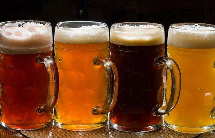 Тест пивом.