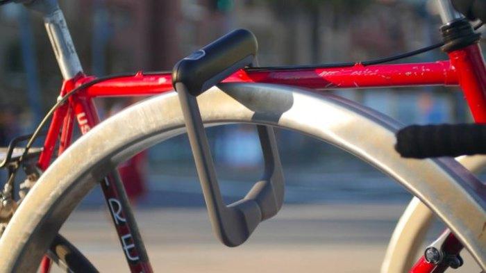 Новый гаджет для велосипеда