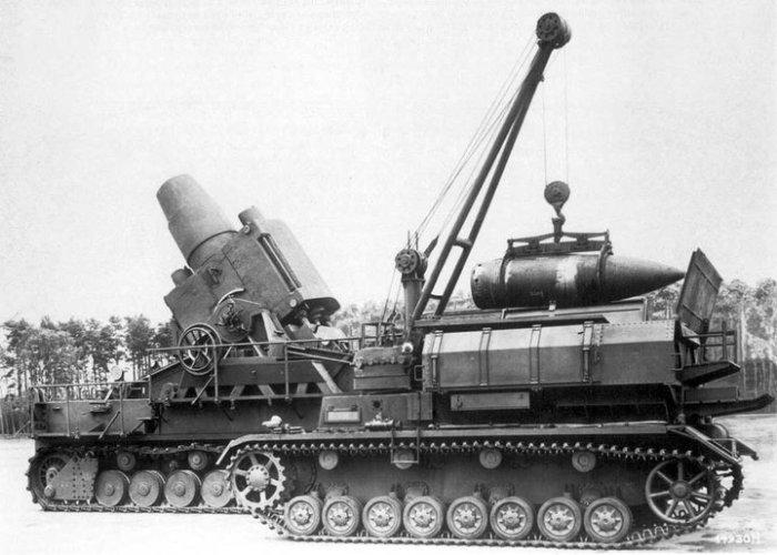 Загрузочный танк.