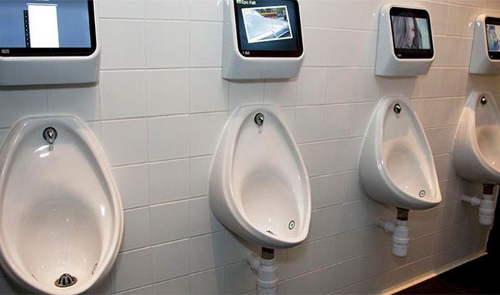 Туалетная физика.