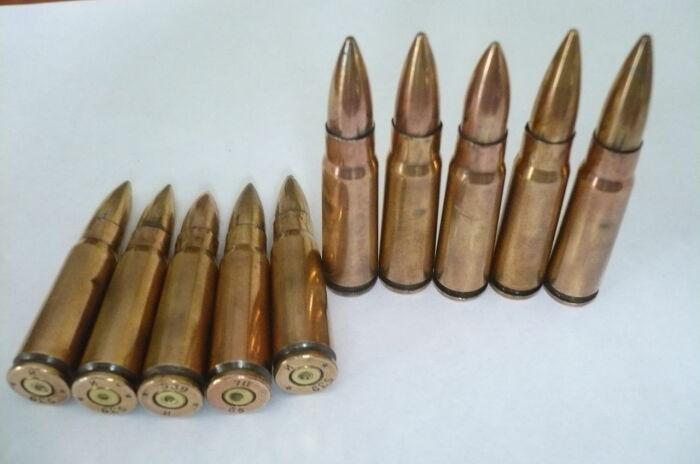 Отечественные патроны сильно отличаются от заморских. | Фото: guns.allzip.org.