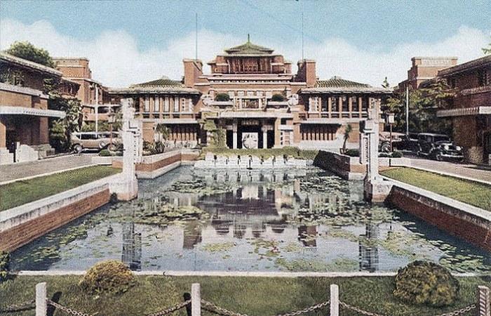 Отель Imperial.