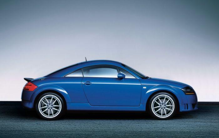 Audi TT 1.8 T Quattro.