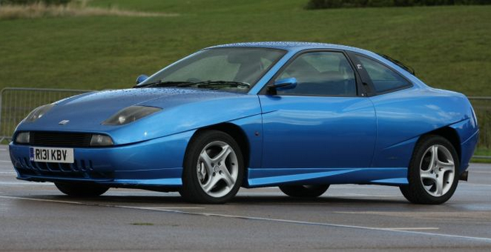 Fiat Coupe 20v Turbo.