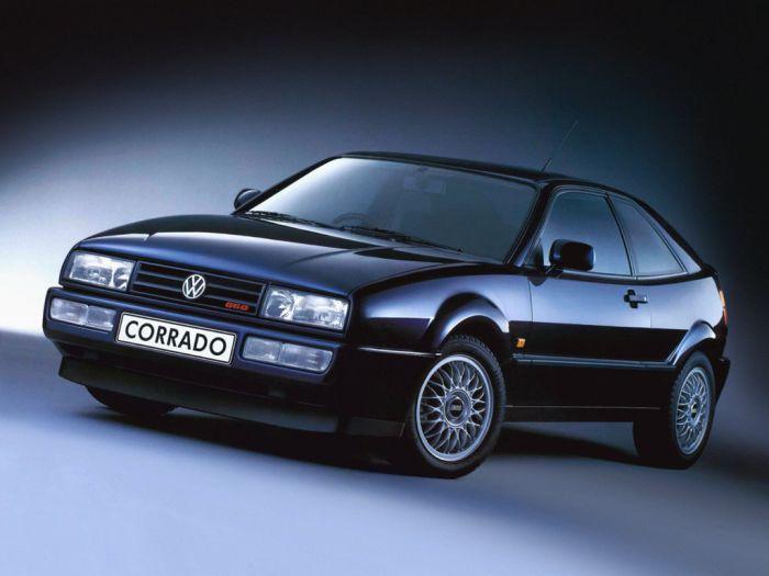 Volkswagen Corrado.