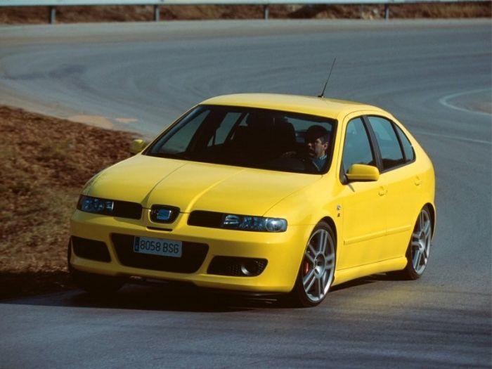 Seat Leon 2.0 T Cupra.