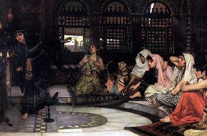 Древнегреческие оракулы.