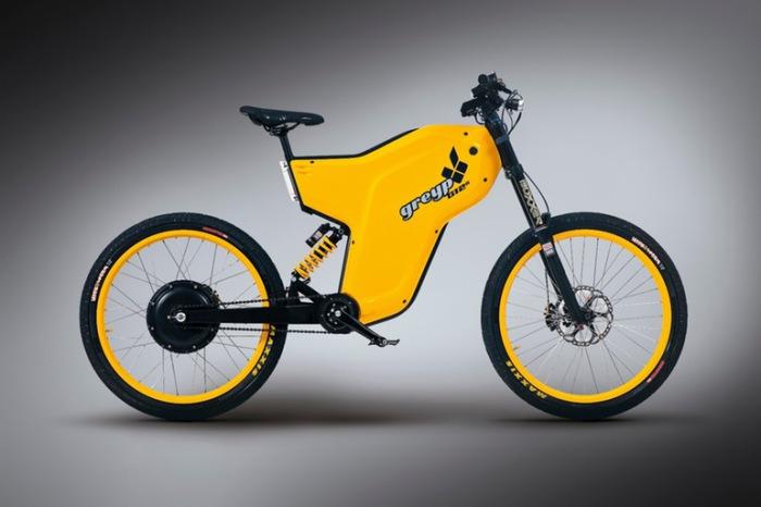 Велосипед Greyp G12S.