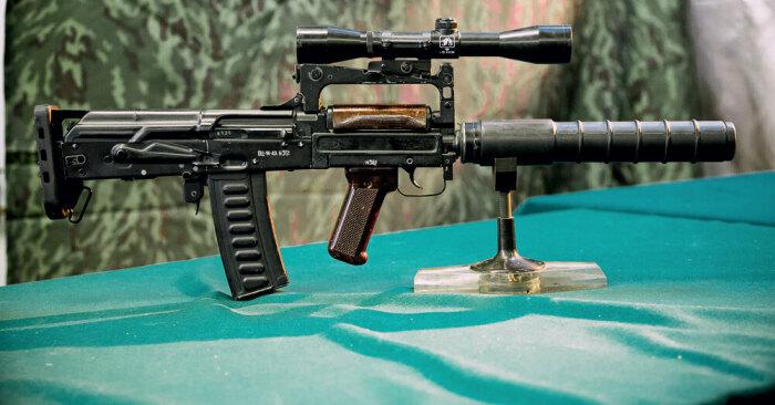 Очень серьезное оружие. |Фото: popmech.ru.