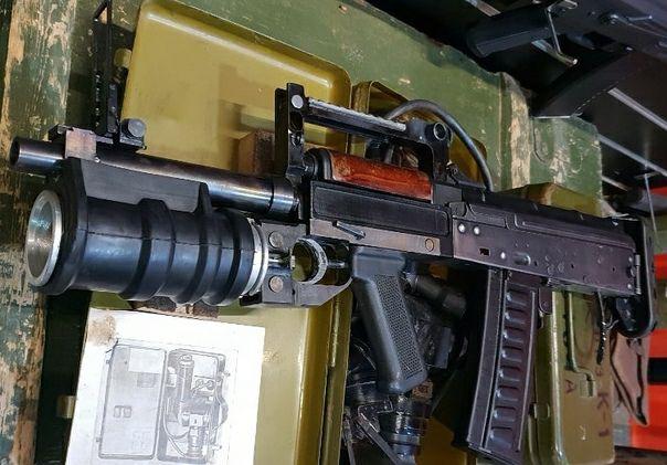 Для спецназа и разведки. |Фото: comments.bot.
