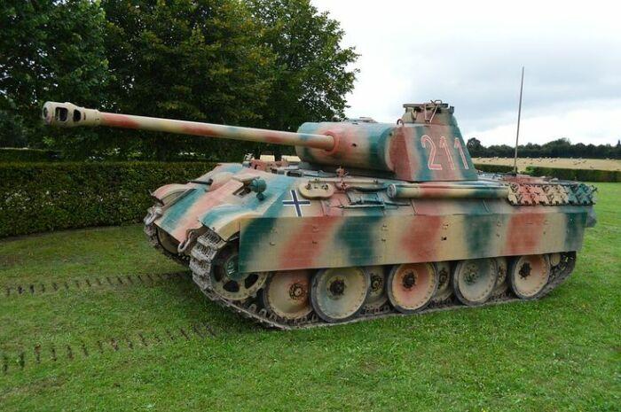 Серьезный танк. |Фото: keywordbasket.com.