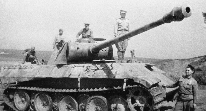Дебютировал танк на Курской дуге. |Фото: letopisi.org.
