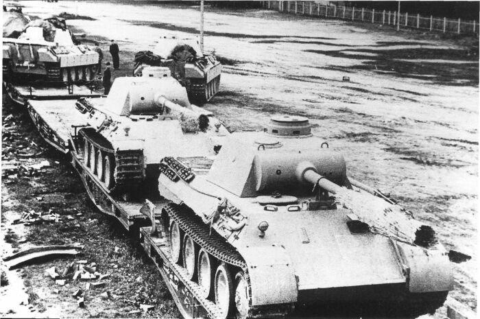Больше всего танков сделали в 1944 году. |Фото: dnevniki.ykt.ru.