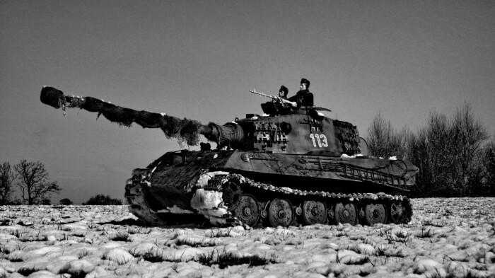 Королевский Тигр - тоже Пантера! ¦Фото: live.warthunder.com.