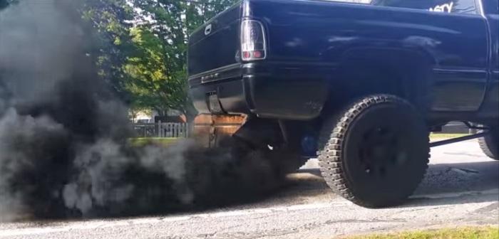 Самый грязный автомобиль.