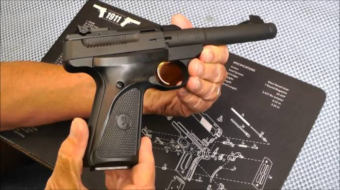 С него многие начинают. |Фото: gunsamerica.com.