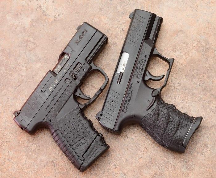 Берут и такие пистолеты. ¦Фото: warweapons.ru.