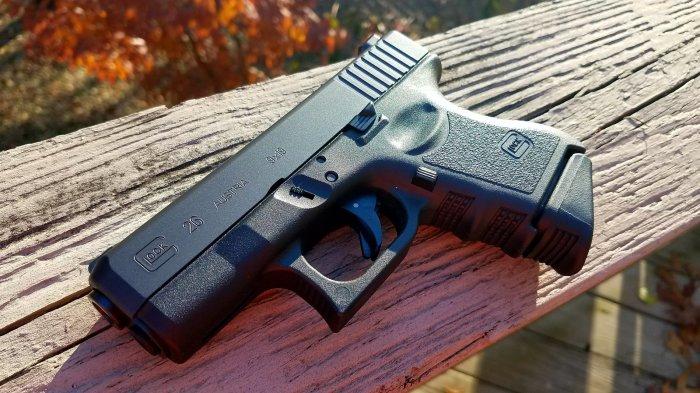 Очень надежное оружие. |Фото: glocktalk.com.