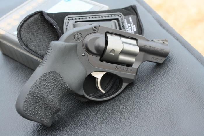 Вот такой револьвер. |Фото: br.pinterest.com.
