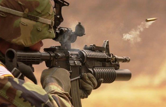 Огнестрельное ранение: скорость пули - 2 700 км/ч.