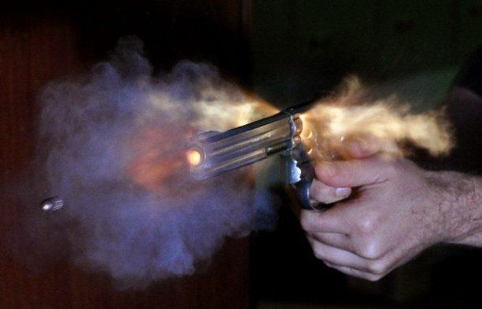 Огнестрельное ранение: рикошет.