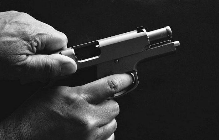 Огнестрельное ранение: пневмоторакс.
