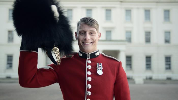 На улыбки во время службы действует запрет. |Фото: wordpress.com.