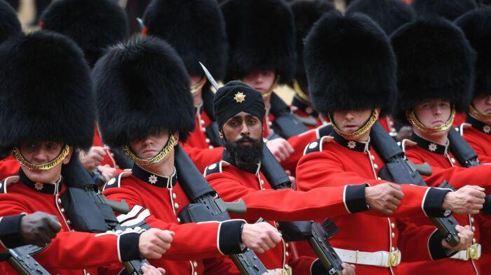 В гвардию может попасть любой выходец из британского содружества, отвечающий перечню требований. ¦Фото: journalist.today.