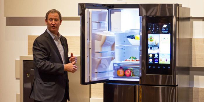 Холодильники - это первая цель злоумышленников.
