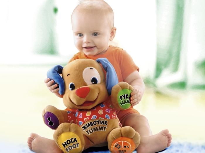 Даже игрушку для ребенка можно взломать.