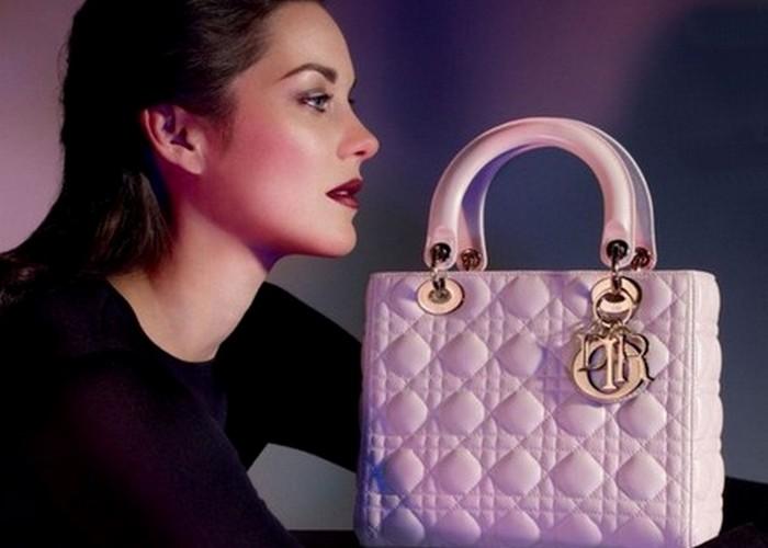 Lady Bag от Christian Dior - сумка, которая всегда в тренде.