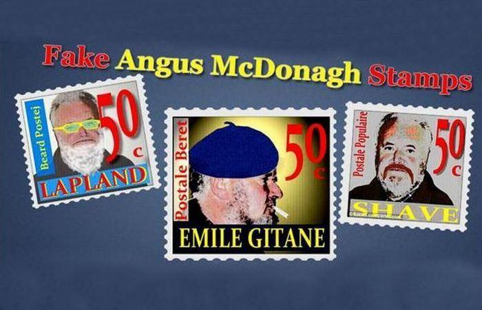 Handmade: собственные почтовые марки Royal Mail.