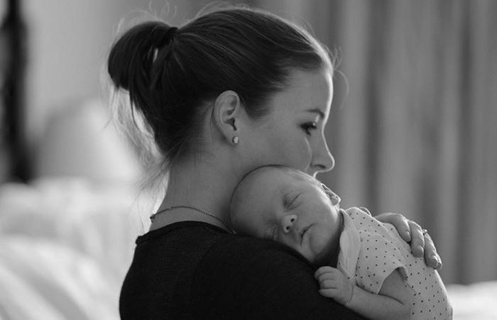 Материнская забота - это важно.