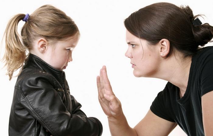 Властолюбивые родители - это плохо.