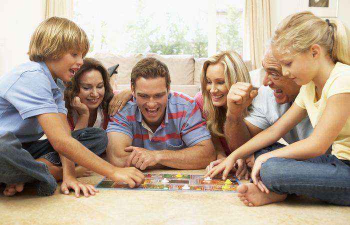 Семья, друзья, игры - это важно.