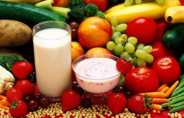 Генератор счастья: фрукты и овощи.