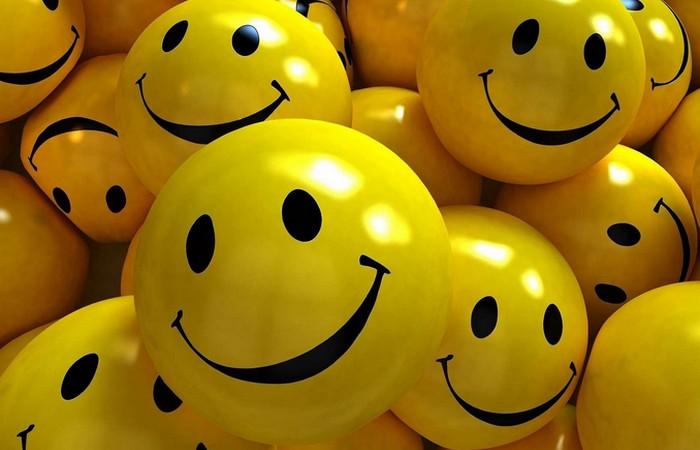 Генератор счастья: просто смайл...