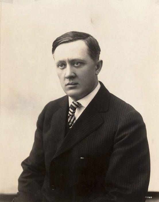 Уильям С. Харли, инженер-механик и один из основателей Harley-Davidson Motor Company