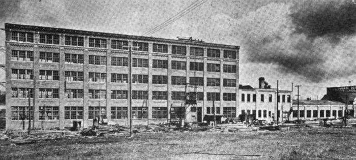 Harley-Davidson Motor Co. 21 октября 1911