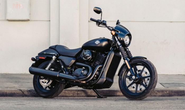 Электрический байк Harley-Davidson Street 500.